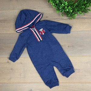 Tommy Hilfiger Baby Pull Over Bodysuit 3-6 Months